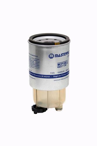 filtro gas oil trampa de agua mercedes benz 1418 - l 1418