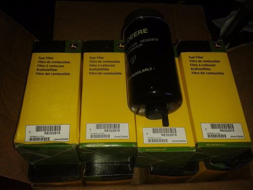 filtro gasoil john deere re522878 / re529643 / re62419