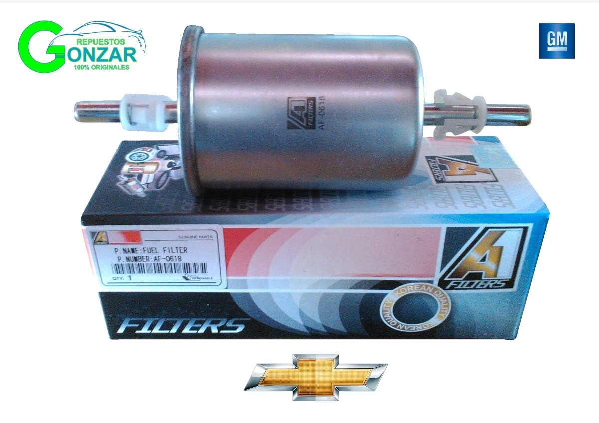 Filtro Gasolina Aveo Optra Epic Spark Corsa Original Filters Bs Fuel Filter Cargando Zoom