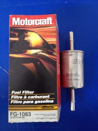 filtro gasolina fg1083. motorcraft explorer triton fortaleza