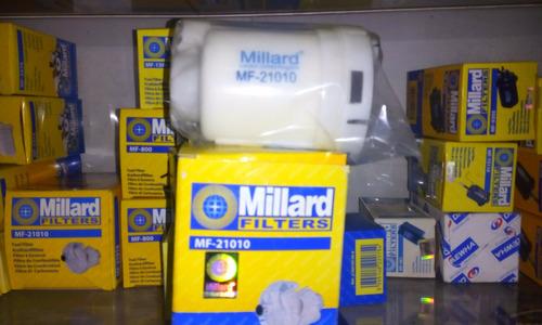 filtro gasolina millard mf-21010 corolla 03-08 previa 03-09