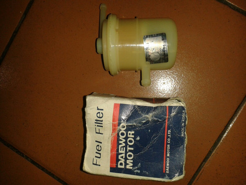 filtro gasolina original daewoo dama o tico super carry