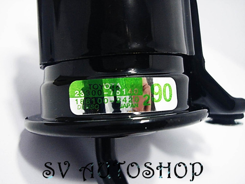 filtro gasolina toyota hilux 2.7 kavak 4.0 23300-75140