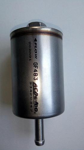 filtro gasolina van express 6 cil original acdelco