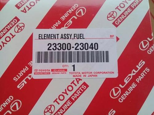 filtro gasolina yaris 1999 2000 2001 2002 2003 2004 2005