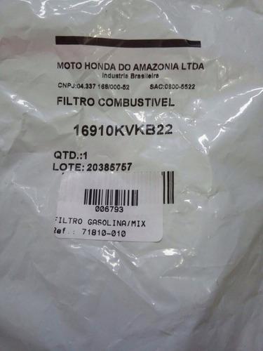 filtro gasolina/mix cb/xre-300/cb-600 13/15 (honda)006793