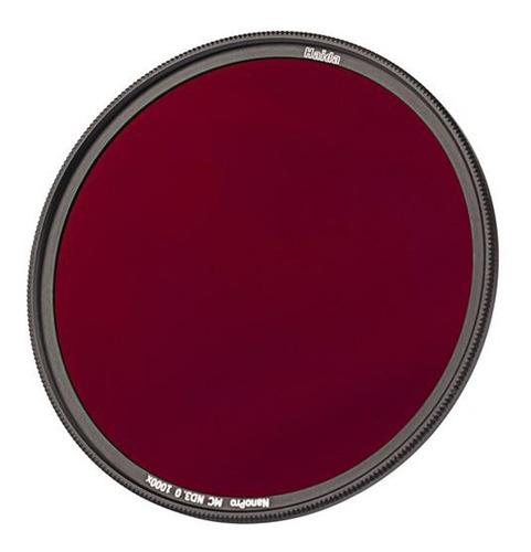 filtro haida hd3295 nanopro multi-coating nd 3.0 (1000x) 67 mm filtro fotografía nd sólido - 1000x 10 pasos