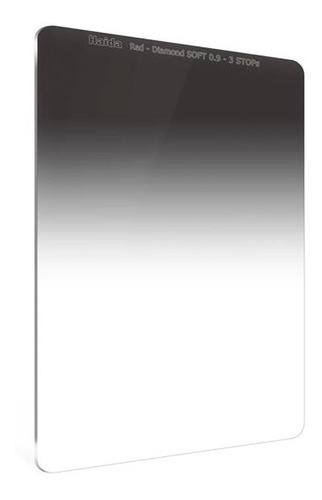 filtro haida hd4277  red diamond soft grad nd graduado 0.9 8x 3 pasos  rectangular 100x150 2 mm espesor