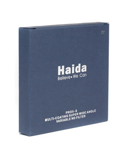 filtro haida proll-s mc super wide angle nd variable 105 mm