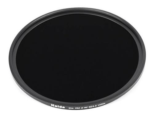 filtro haida slim proll multi-coating nd 3.0 solido (1000x) 10 pasos 72 mm
