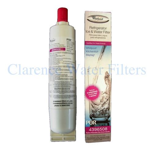 filtro heladera whirlpool  modelo 4396508 sgf-w8 sbs002