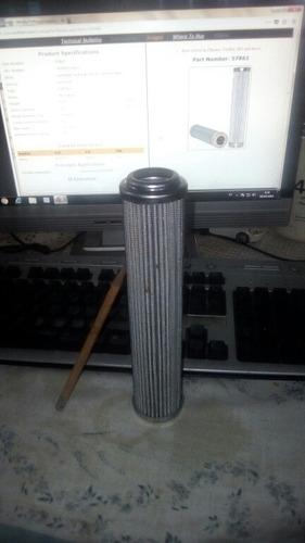 filtro hidráulico alta presión parker 933579q wix 57862
