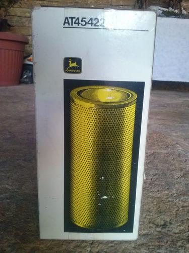 filtro hidraulico at 45422 original para john deere jd555