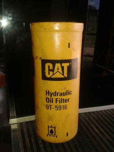 filtro hidraulico caterpillar  9t-5916