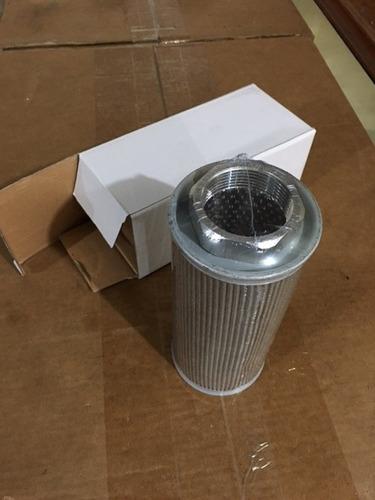 filtro hidráulico de succión 1/2  npt 10gpm nuevo original