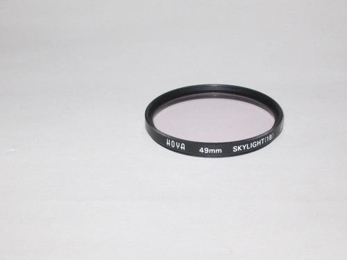 filtro hoya 49 mm skylight japan