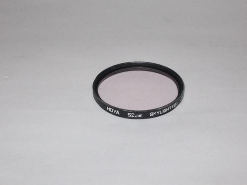 filtro hoya 52 mm skylight japan