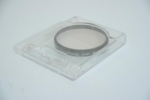 filtro hoya 58mm skylight 1a japan no estojo