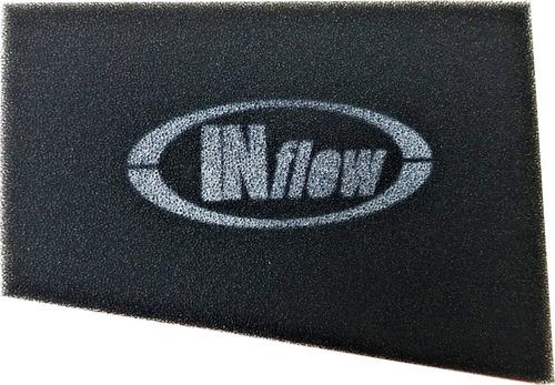 filtro inflow chevrolet onix tracker 1.0 turbo hpf1980