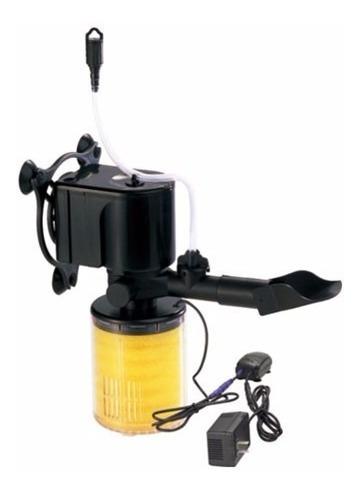 filtro interno boyu sp - 101ui 720l/h com bomba sub e uv 5w