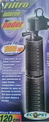 filtro interno peces