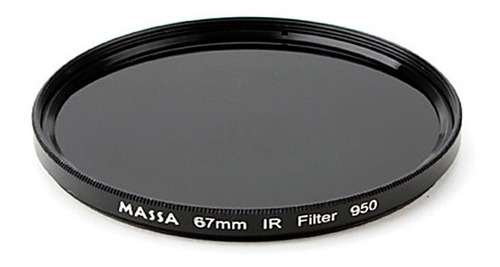 filtro ir infrarojo 950nm de 58mm nuevo de paquete !!!