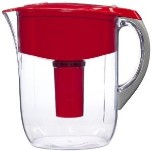filtro jarra brita gran agua roja copa 10
