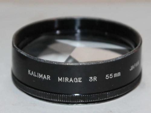 filtro kalimar de 55mm multi- imagenes 3r