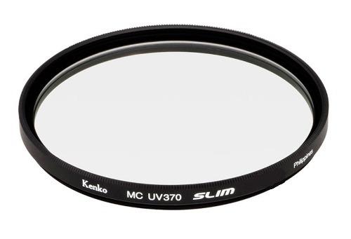 filtro kenko smartfilters slim ultravioleta 52mm mc uv370