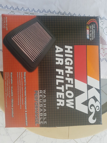 filtro k&n inbox ford fusion ecoboost