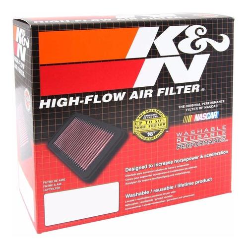 filtro k&n inbox - mitsubishi pajero tr4 (todas) 33-2105