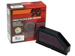 filtro k&n reemplazo moto bm-1299 bmw k 1200 rs