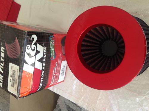 filtro k&n rr-3001 + kit limpeza