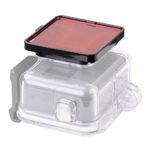 filtro lente cámara