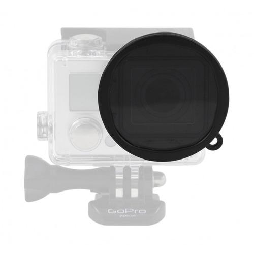 filtro lente polarizador caixa padrão gopro polar pro p1003