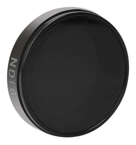 filtro lentes camara