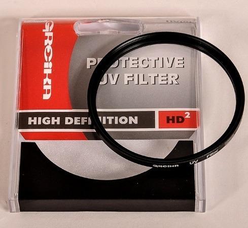 filtro lentes câmera
