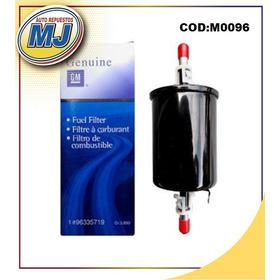 Filtro Lineal De Gasolina Optra /aveo/spark/luvdmax