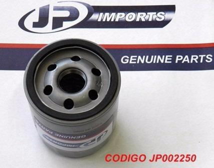 filtro lubrificante dodge journey 2.7 v6 apos 08 jp002250