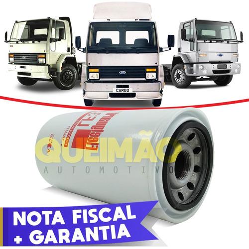 filtro lubrificante óleo motor ford cargo original