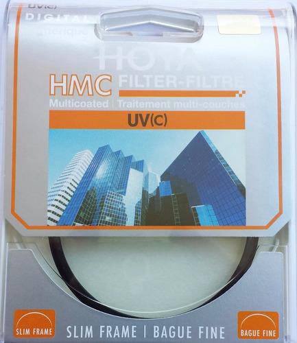 filtro marca hoya 62 mm de diametro made in philippines