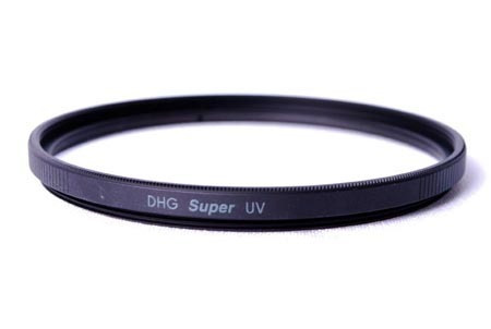 filtro marumi japon uv super dhg multicapa p/ lentes ø 58mm