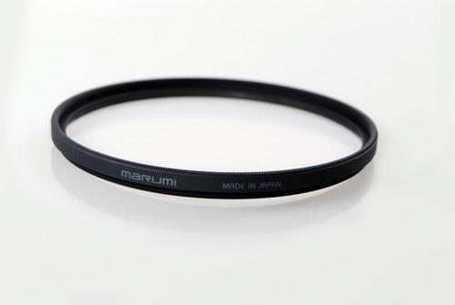 filtro marumi japon uv super dhg multicapa p/ lentes ø 72mm