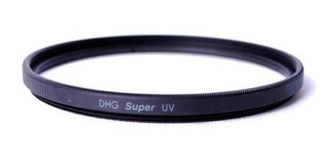 filtro marumi japon uv super dhg multicapa p/ lentes ø 77mm
