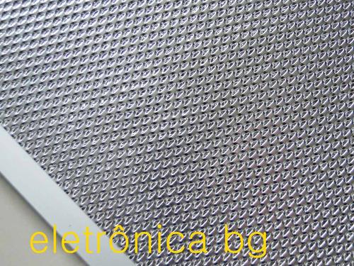 filtro metalico para coifas tamanho 29cm x 24cm