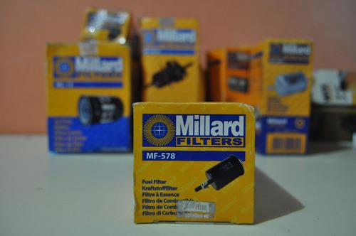 filtro millard mf- 578 cavalier, camaro, impala