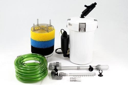 filtro mini canister sunsun hw-602b 400 l/h 110v