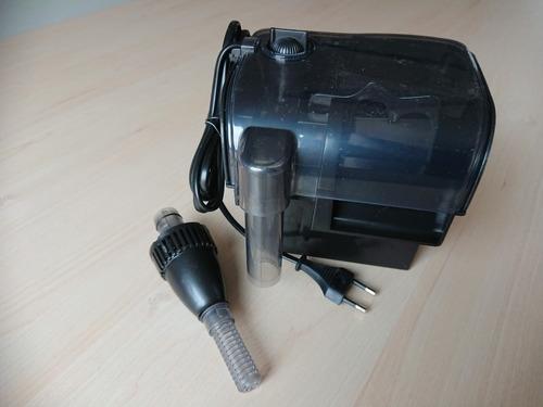 filtro mochila sobo  wp-607h acuario 70-120 litros tortugas