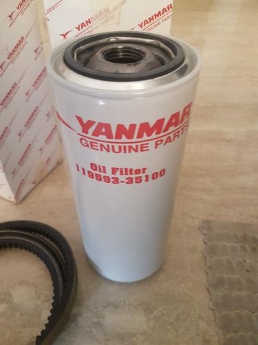filtro motor yammar 440 hp