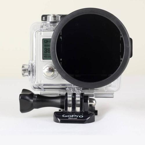 filtro nd densidade neutra polarpro para gopro hero 3